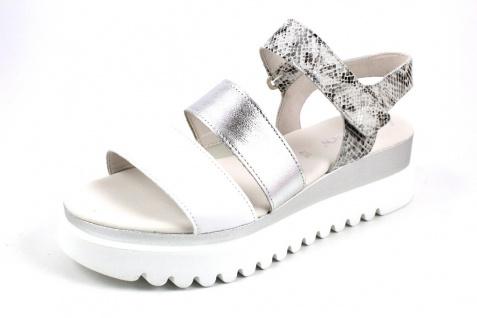 Gabor Klassische Sandalen weiss Gabor