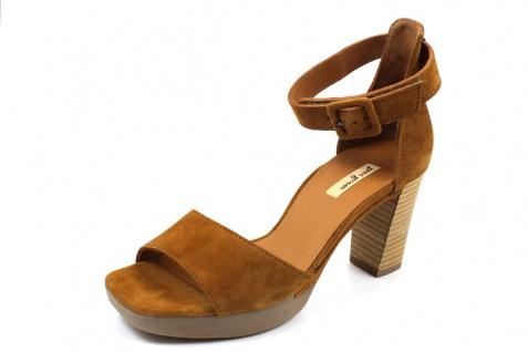 Paul Green Klassische Sandalen braun caramel