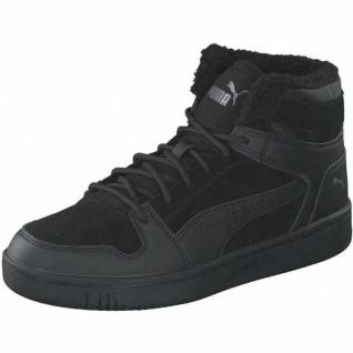 Puma Sneaker schwarz Rebound Layup SD