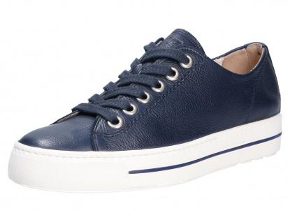 Paul Green Sneaker blau Damen Sneaker