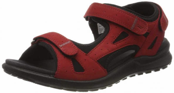 legero Outdoor Sandalen rot