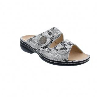 Finn Comfort Komfort Sandalen metallic