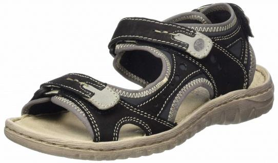 Josef Seibel Outdoor Sandalen schwarz