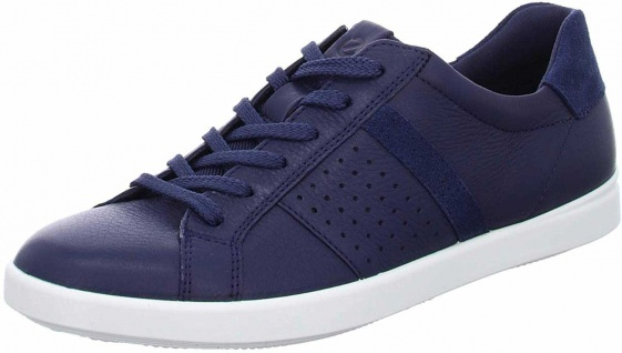 Ecco Sneaker blau LEISURE
