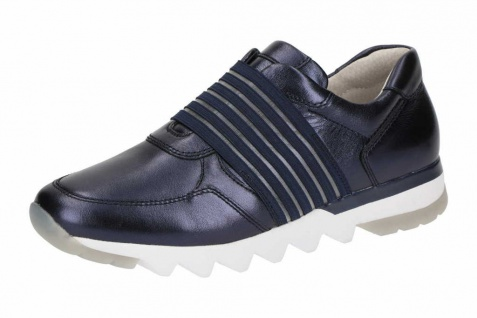 Gabor Sportliche Slipper blau