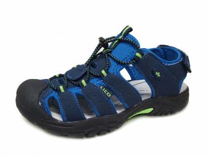 LICO Jungen Sandalen blau
