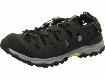 Meindl Sportliche Sandalen schwarz