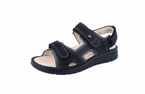 Finn Comfort Sportliche Sandalen schwarz