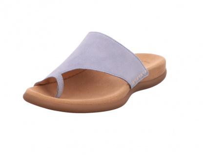 Gabor Komfort Sandalen blau Gabor