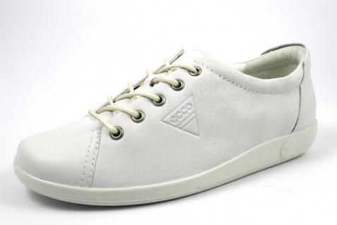 Ecco Sneaker weiss NV