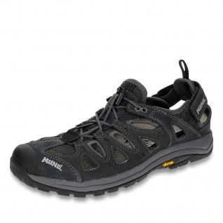 Meindl Outdoor Sandalen schwarz