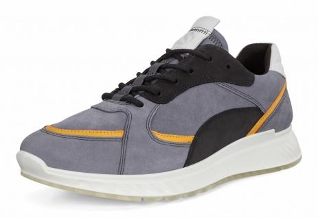 Ecco Sneaker blau ECCO ST M