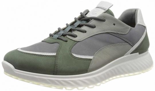 Ecco Sneaker grün ECCO ST M