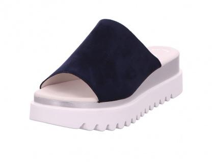 Gabor Klassische Sandalen blau Gabor