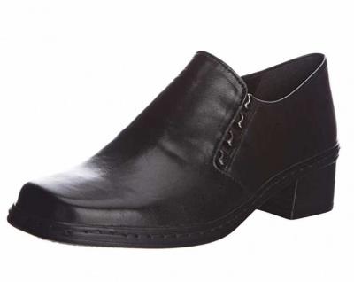 Gabor Klassische Slipper schwarz