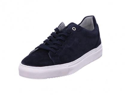 Sioux Sneaker blau Sneaker