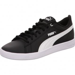 Puma Sneaker schwarz Smash