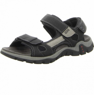 Supremo Outdoor Sandalen schwarz