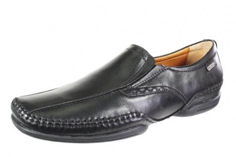 Pikolinos Klassische Slipper schwarz