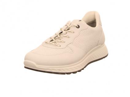Ecco Sneaker weiss Mens