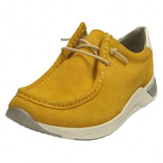 Sioux Sneaker gelb Sneaker