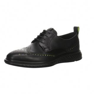 Ecco Sneaker schwarz ECCO ST HYBRID LITE