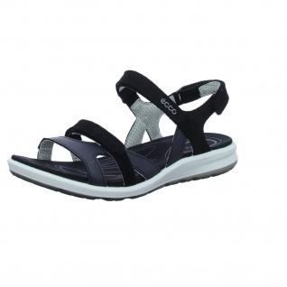 Ecco Klassische Sandalen schwarz