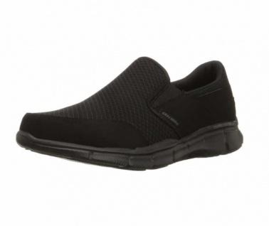 Skechers Sportliche Slipper schwarz Skechers black
