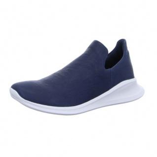 Think Klassische Slipper blau WAIV Slipper