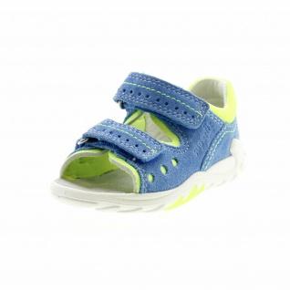 Superfit Jungen Sandalen blau