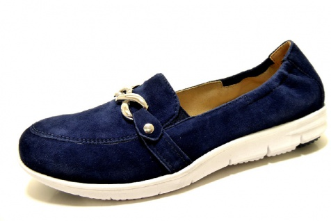 Caprice Klassische Slipper blau