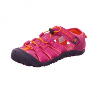 Dockers Mädchen Sportschuhe lila/pink