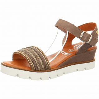 Imago Keilsandalen beige Sandalen glatter Boden bis