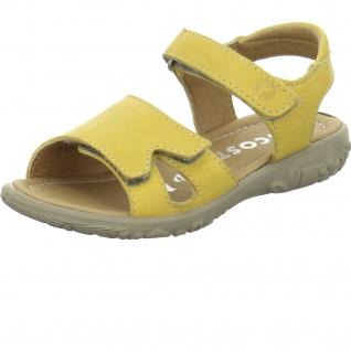 Ricosta Mädchen Sandalen gelb