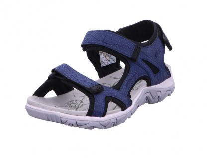 Mephisto Outdoor Sandalen blau