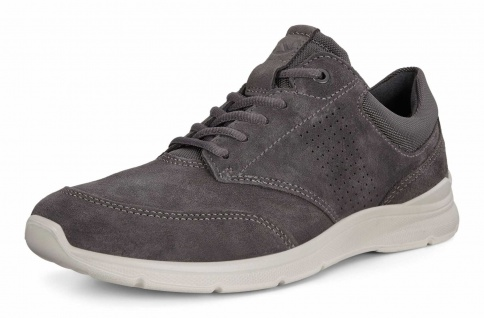 Ecco Sneaker grau IRVING