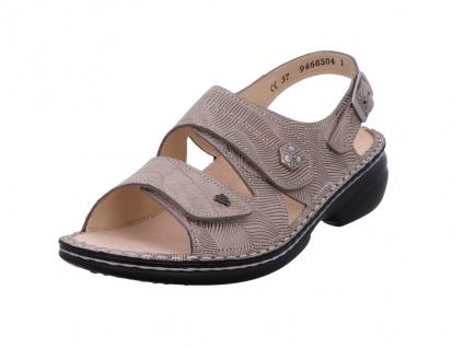 Finn Comfort Komfort Sandalen beige