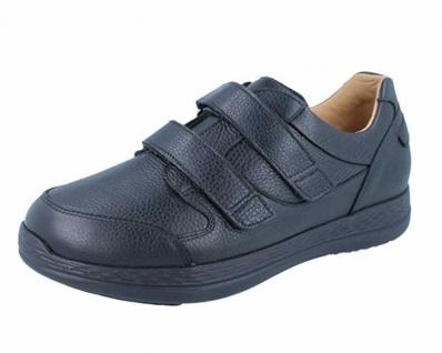 Ganter Komfort Slipper schwarz