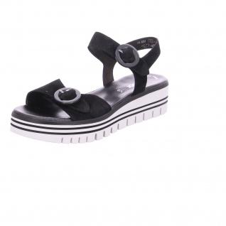 Gabor Klassische Sandalen schwarz kommt in schwarz