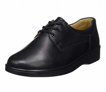 Ganter Komfort Schnürer schwarz schwarz