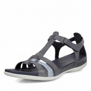 Ecco Riemchen Sandalen blau ECCO FLASH Sandalette