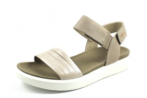 Ecco Komfort Sandalen beige ECCO FLOWT W