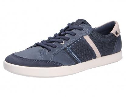 Ecco Sneaker blau