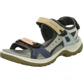 Ecco Komfort Sandalen bunt