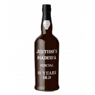 Justino's Madeira 10 Years Old Sercial Wein aus Portugal