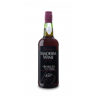 HM Borges Malmsey 15 Years Old Wein aus Portugal