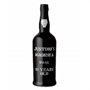 Justino's Madeira 10 Years Old Boal Wein aus Portugal