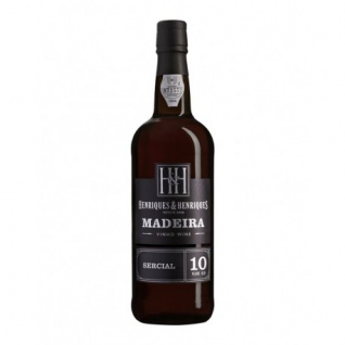 Henriques & Henriques Sercial 10 Years Old Madeira Weine Wein aus Portugal
