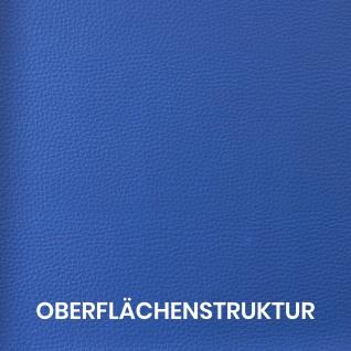"""NiroSport Turnmatte 200 x 100 x 8 cm """"Hopscotch"""" Gymnastikmatte Fitnessmatte Sportmatte Trainingsmatte Weichbodenmatte wasserdicht - Vorschau 4"""
