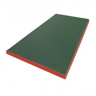 NiroSport Turnmatte 200 x 100 x 8 cm Gymnastikmatte Fitnessmatte Sportmatte Trainingsmatte Weichbodenmatte wasserdicht - Vorschau 4